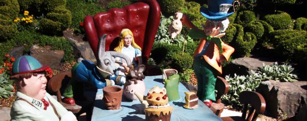 The Storybook Garden at the Hunter Valley Gardens