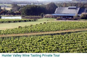 Runaway Tours Hunter Valley Wine Tasting Private Tour