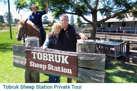 Runaway Tours Tobruk Sheep Station Private Tour